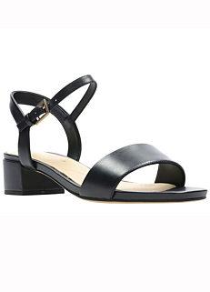 2c727f765e73 Clarks  Orebella  Iris Heeled Sandals