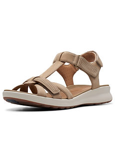 73446132a1ab Clarks Un Adorn Vibe Ankle Strap Sandal