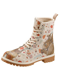 1965c46290dd DOGO Casual Lace-Up Ankle Boots