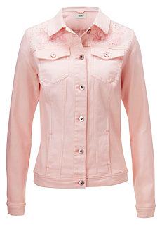 0295c2fef7a0 Heine Embroidered Denim Jacket
