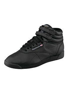 65c69beff9a8 Reebok  F S Hi  Leather Trainers