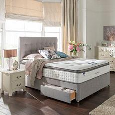 hot sale online 54551 a87a9 Shop for Silentnight | Beds & Mattresses | House & Garden ...