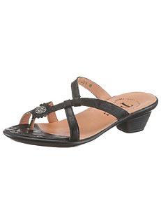 e5cb21eafffb Nanet Toe-Post Sandals