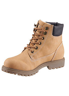 373de92479f Tom Tailor Worker Style Boots