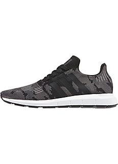 competitive price 16648 12f38 adidas Originals  Swift Run  Textile Trainers
