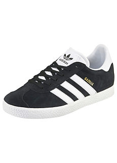 56896c12f2f adidas Originals Gazelle Junior Unisex Trainers
