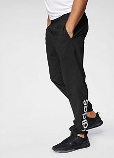online store 1b031 e9096 adidas Peformance  Essentials Linear T Stanford  Track Pants