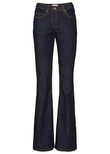 bootcut stretch jeans by john baner jeanswear grattan. Black Bedroom Furniture Sets. Home Design Ideas