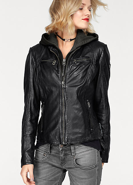 b1c6101a2 Gipsy 'Nola' Leather Jacket