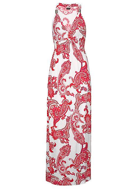 073a32a3ea LASCANA Paisley Print Maxi Dress   Grattan
