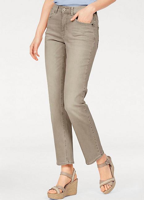 2019 authentisch authentische Qualität attraktive Farbe MAC Jeans 'Melanie' Stretch Jeans