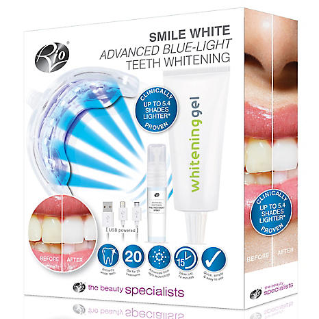 Rio - Professional Teeth Whitening Review - reviews4u.co.uk