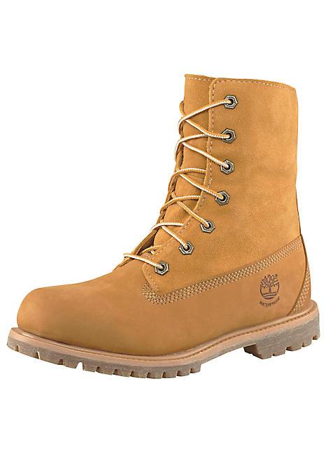 Timberland 'Authentics Teddy Fleece WP' Boots
