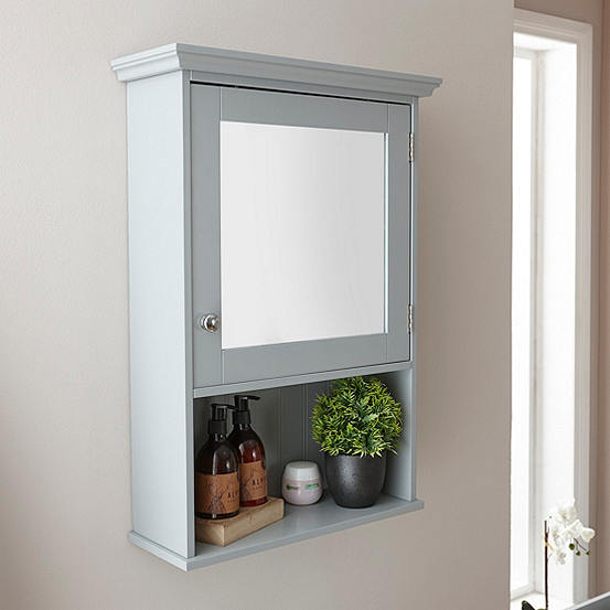 Excellent Cotswold Mirrored Bathroom Wall Cabinet Home Interior And Landscaping Fragforummapetitesourisinfo