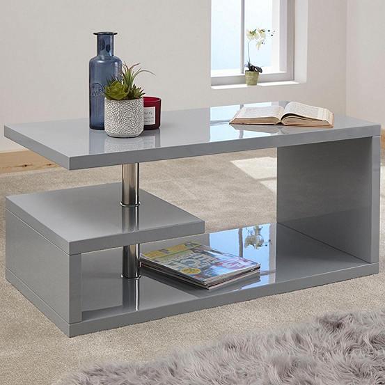 Wondrous Polar High Gloss Led Lit Coffee Table Inzonedesignstudio Interior Chair Design Inzonedesignstudiocom